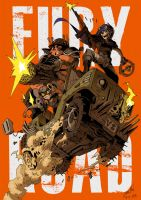 FURY ROAD by Jeetdoh