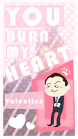 Valentine Moriarty by HerosSanguin