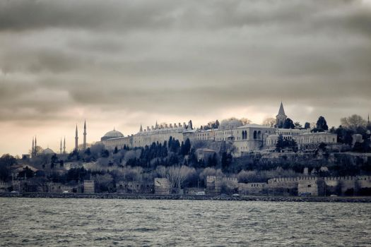 Topkapi Palace by bodrumsurf