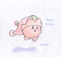 Beam Kirby by Micue-Kirby