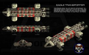 Eagle Transporter ortho by unusualsuspex