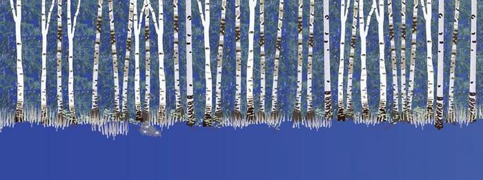 Building a forest: background 1 by Starsong-Studio