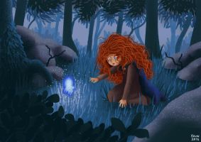 Little merida by PalmeraSensual