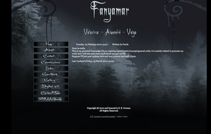 Homepage thingy by Angband