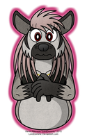 Bedelia, the Badger Girl by LordDominic