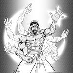 Everybody Draw Mohammed Day by SonGoharotto