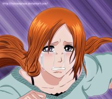 Inoue Orihime by RainEmpress