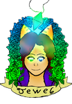 Jewel (Birthday Gift For My Sister) by Kittin-The-Creator