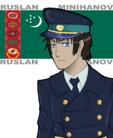 Turkmenistan Uniform by TOXiC-ToOtHpAsTe