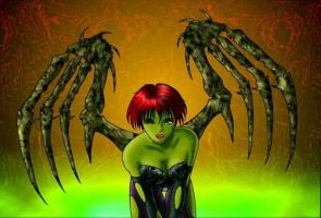 Stracraft - Cute Kerrigan by LordLazarusX