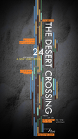 THE DESERT CROSSING - Poster by Anubins