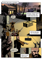 The Secret World Issue 6 Page 1 by Legibbon