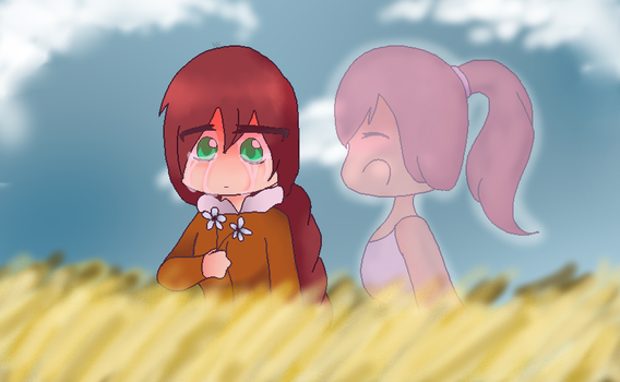 Ashy picks flowers by emmacakes43