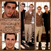 Photopack #12 de Kendall y James by monserusher