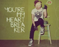You're my heart brea ker by mish18
