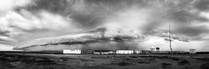 Storm Over the Onslow Race Course by Niv24