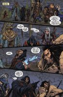 Pathfinder page from #3 by Ross-A-Campbell