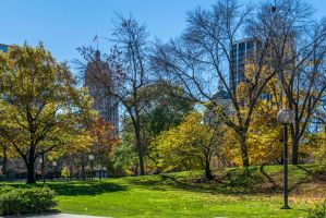 Ft. Wayne in the Sun by redwolf518