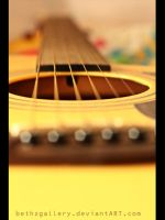 Ma Guitare by bethzgallery