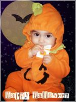 baby Pumpkin by Sinister666beauty