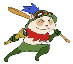 Request: Teemo by YoshiAgent