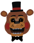 Toy Freddy by ShowtimeandCoal