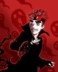 Jack Spicer - King of Fear by Blookarot