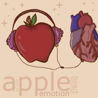 Apple Emotion by Sylha