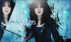 Lindsey Stirling by WarGFX