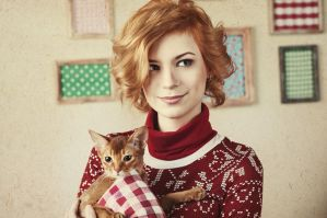 Warmth by LuckyStrike-cosplay