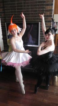 Princess Tutu Cosplay by Lilac-Lenalee