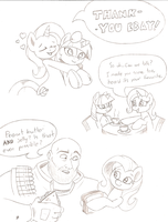 Pony Doodles Round 2 by Joey-Darkmeat