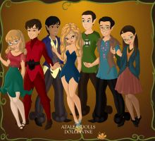 the Big Bang Theory by DaughterGothel