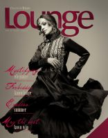 Lounge Magazine Cover by aa3
