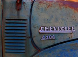 Classic Chevrolet by TheFabula
