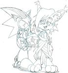 Shard And Nicole  COMPUTER LOVE PL by trunks24