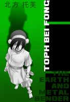 Toph the Bender by omittchi