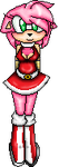 Pixel Amy: Second Attempt by icefatal