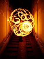 Fire poi 3 by Paaw