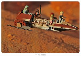 The Ride by LEGOPHIL