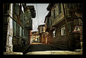 The Houses of Isparta III by mutos