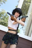 Lady Cosplay by awesome-Kathi