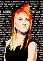 Hayley Williams by tabeck
