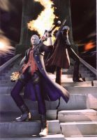 Devil May Cry 4 by candycanecroft