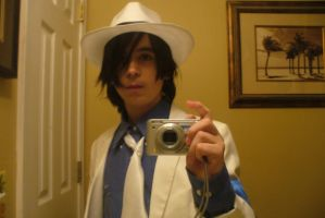 Smooth Criminal Cosplay pt1 by conkeronine