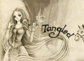 Tangled by tho-be