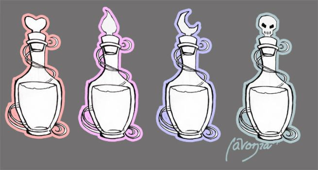 Potions ::Digital:: by lavonia
