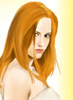 The Youngest Weasley by lioness729