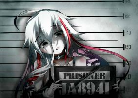 ia rock prisoner by marcell240298