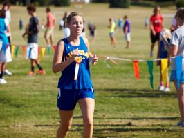 Rushville Cross Country Invitational 6 by sakaphotogrfx